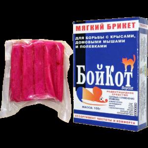 Бойкот (брикет приманка)