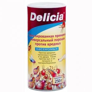 Порошок от насекомых универсальный Delicia