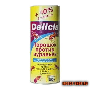 порошок от муравьев delicia (делиция)