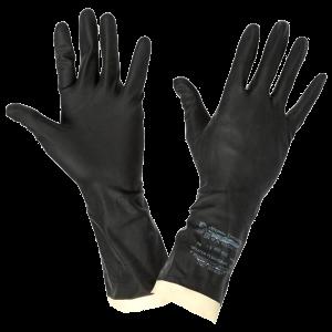 Перчатки КЩС (чёрные)
